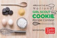 2015 National Taste of Home Girl Scout Cookie Recipe Contest / We've got 3 ladies from GS-TOP in the finals - check 'em out! Vote for your favorite!  / by Girl Scouts of Texas Oklahoma Plains