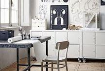 09 || THE ARTIST / colorful | warm | collection Een interieur als een atelier, kleurrijke accenten, vol, rommelig, warm, uitbundig, creatief