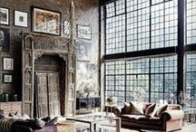 dehors ou dedans / Living spaces - thoroughly beautiful - inside and out