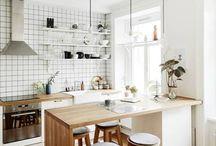 Wohnen - Kitchen
