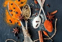 Spices   Cooking / Spices from around the world that make your dishes transform into delights