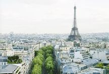 Travel | France / My new home country, I will be spending the next year or so based out of France.