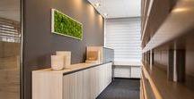 """Fashion fürs Büro / Büros sind nicht zuletzt auch Lebensraum. Umso wichtiger ist die richtige Einrichtung mit Wohlfühlatmosphäre. Neben Schreibtischen und Bürostühlen sind die Details enorm wichtig. Wir sprechen dabei von """"Fashion"""", denn erst damit lässt sich ein Büro komplett einkleiden."""