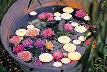Gartendeko I Hauptstadt Garten / Inspiration und DIY zur Dekoration von garten, terrasse und Balkon, für Gartenpartys, Picknicks, Hochzeiten oder Babypartys