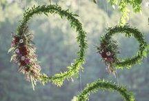 Kränze | Hauptstadt Garten / Schöne Kränze und Wreaths für den Sommer und Winter