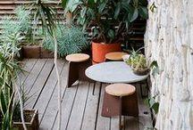 Terrassen I Hauptstadt Garten / DIY, Tipps und Ideen zum Bau einer Terrasse aus Holz oder Stein