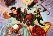 Young justice ❤️