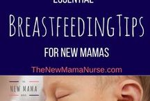 Breastfeeding Help / All About Breastfeeding and pumping