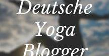 Deutsche Yoga Blogger | Group Board / Eine Pinnwand voller Yoga Inspirationen von den deutschsprachigen Yoga Blogger Ladies & Guys. Hier findet ihr Artikel, Videos und Bilder über Yoga und den ganzen schönen Lifestyle drumherum - natürlich auf Deutsch :-) Selbst Yoga Blogger? Um mitzumachen folge der Pinnwand und schreibe eine Nachricht an @ohmyyogi. Feel free: Teilt gerne eure eigenen Werke und alles, was euch zum Thema Yoga gefällt. Viel Spaß!