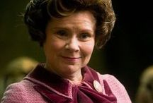 dolores ombrage / she is very horrible and monstrous it's..... Dolores Umbridge