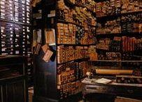 produits dérivés Harry Potter / Baguettes, objets officielles Harry Potter, fabrications, tout est ici!