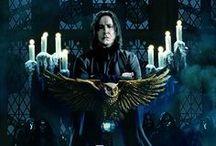 Severus Rogue / Notre chouchou de Serpentard et notre malheureux professeur Rogue. :-(