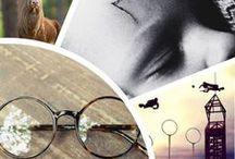 il n'y a qu'un seul élu: Harry Potter / Notre héros de l'histoire aux lunettes et à la cicatrice!