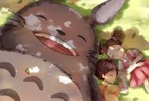 mon ami Miyazaki / Tous les dessins animés des studios Ghibli. Les créations de notre ami Miyasaki.