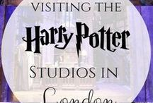 the Wizarding World of harry potter / AHHHH!!!! Harry potter studio's!!!! All of the making of harry potter. Studio tour in photo and food and shop!!!