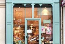 Boutique.... Paris!!!! / Pour se faire des petits caprices à la parisienne...