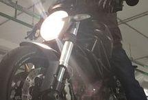 Ducati monster 696 custom / Ducati monster