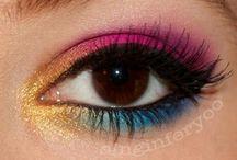 Eyes / Pretty eyes and eye makeup looks / by Sara Cornelison