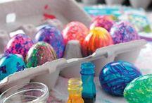 Easter Eggs / by Sara Cornelison