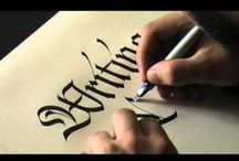 fonts & handwriting / by Stephanie Hensley