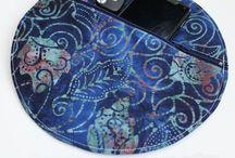 Fibers / Crochet, knitting, embroidery