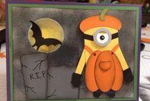 Cards - Halloween / Ideas for handmade Halloween cards.