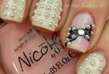 Nails.Hair.&Face / polish.buns&braids.&makeup