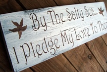 wedding signs / by Cabo Wedding Services