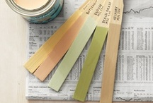Paint Chips / by Laurie Glick