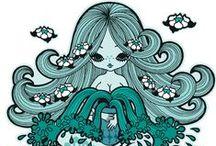 ~Aquarius~ / by Kristen Renee