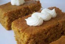 Pumpkin Yumminess / Recipes using Pumpkin / by Sara Cornelison