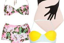 Swim. / One pieces & bikinis for every day at the beach / by Stephanie Hensley