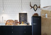 Basement Inspiration / Redecorating starts with Inspiration!