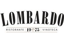 Ristorante Lombardo Branding / Frequent diners know Ristorante Lombardo not only for impeccable food, but for Mr. Lombardo's legendary laugh, greeting patrons with a smile and a glass of red wine. The iconic restaurant was looking for a rebrand, having evolved from humble beginnings with more than 40 years in the business. Block Club was tasked with refining its identity to convey the restaurant's iconic standards of warm, personable service and exquisite Italian cuisine.