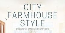 City Farmhouse Style Party