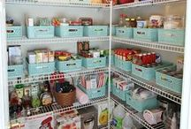 Organization at Home / by Amanda Laine Dudley