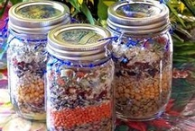 meal in a jar