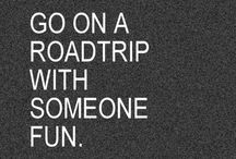Let's Go!Let's Go!Let's Go!Let's Go! / Places I've been or need to visit...