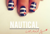 | Nails | / Different ways to paint my nails...
