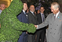 HRH The Prince of Wales Opens the Show