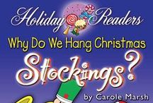 Holidays in the Classroom / Looking for great holiday activities for your classroom or homeschoolers, or just fun activities to do with your kids?  Look no further!