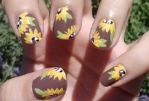 Nails by Bridget / by Margee Halligan