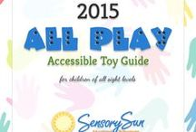 Accessible Toy Reviews