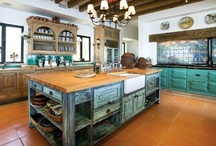 Kitchen / How I want my kitchen to look...