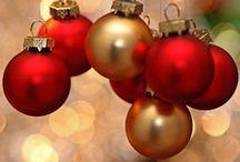 Natal / Decoração de natal, armazenamento e coisas fofas