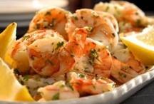 Skrimp / Fried shrimp, shrimp salad, shrimp gumbo, grilled shrimp, shrimp cocktail, creole shrimp, shrimp scampi, shrimp po' boy, stewed shrimp, etc.  / by Regina McGuinn