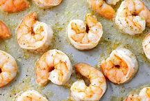 Seafood Recipes / by Amanda Laine Dudley