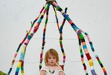 For the Wee Ones / Good ideas and DIY for the young lads and lasses.  / by ~Jennifer~ (Balance & Home)