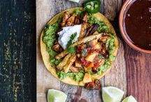 Mexican Food / by Amanda Laine Dudley