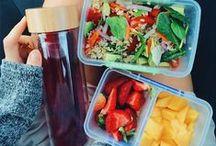 Healthy eating. / by Sarah Villarreal